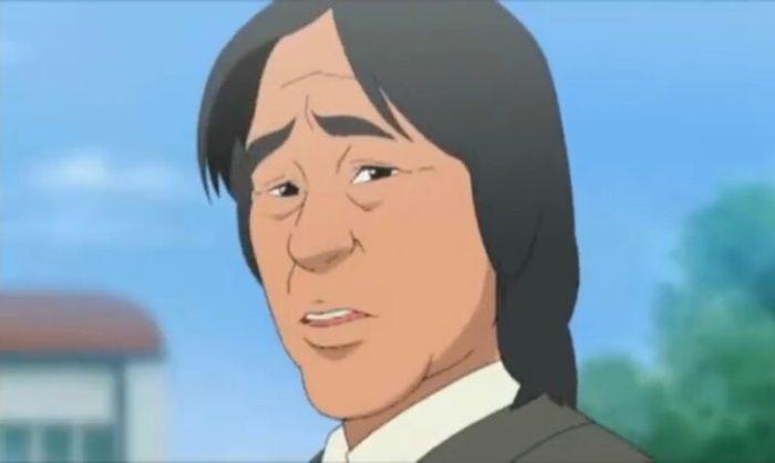 「3年B組金八先生 伝説の教壇に立て!」アニメーション2