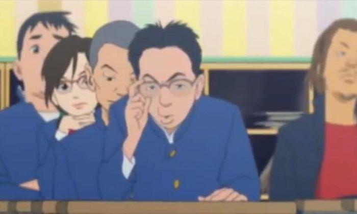 「3年B組金八先生 伝説の教壇に立て!」アニメーション4