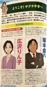 「3年B組金八先生 伝説の教壇に立て!」キャラクター1