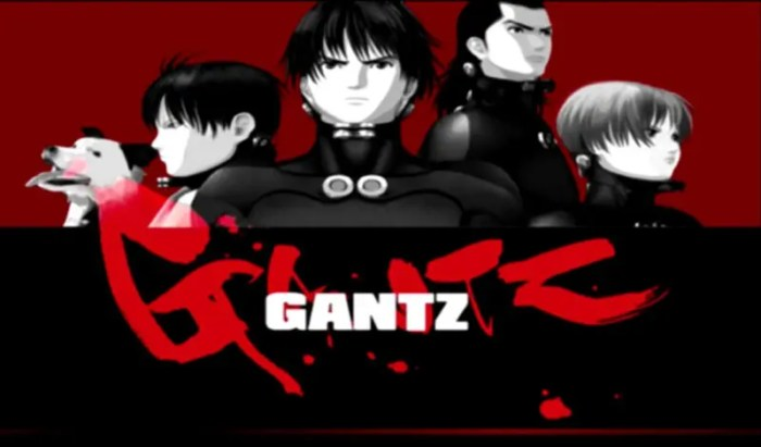 「GANTZ THE GAME」ビジュアル
