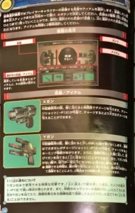 「GANTZ THE GAME」武器1