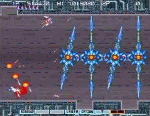 「グラディウスⅢ」ステージ10Bボス2