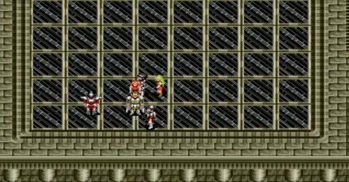 「時の継承者 ファンタシースター3」フィールド3
