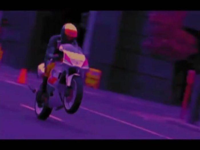 「ロードラッシュ」ムービー2
