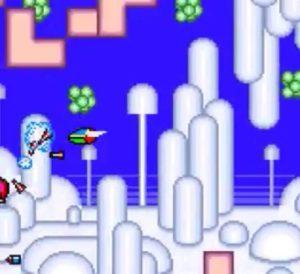 「ファンタジーゾーンGear オパオパJr.の冒険」ステージ3
