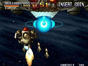 「メタルスラッグ3」ミッション5ボス5