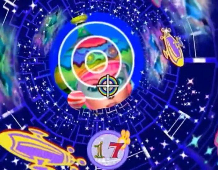 「スーパーギャルデリックアワー」ミニゲーム14