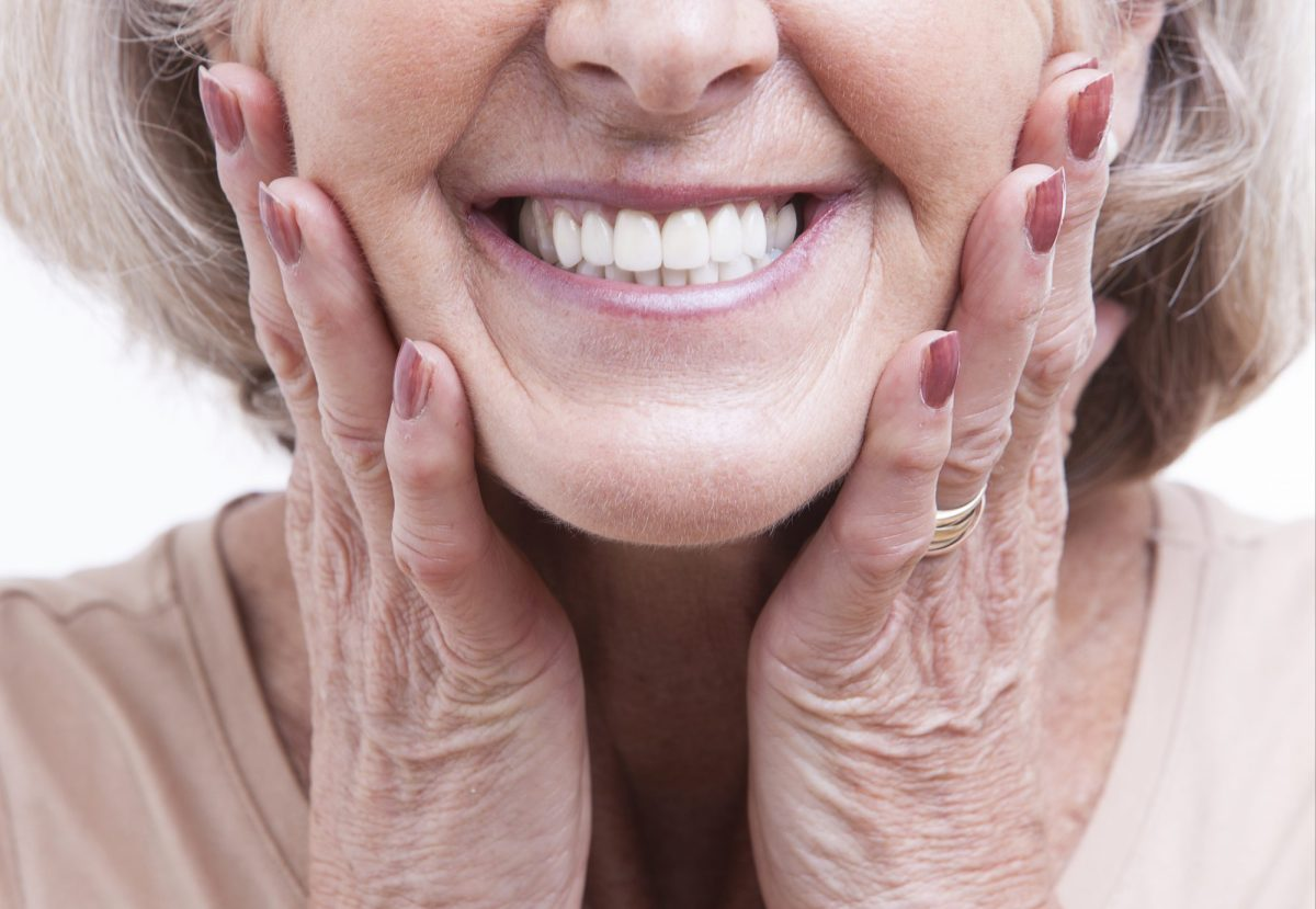 senior dentures in lake forest ca