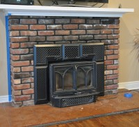 Fireplace Makeover ~ The Good, The Bad, The Ugly | Daisy ...