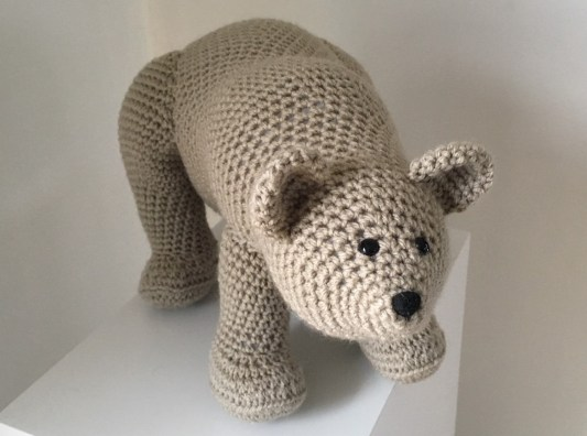 Bear Free Amigurumi Pattern - Free crochet pattern Grizzly Bear ...