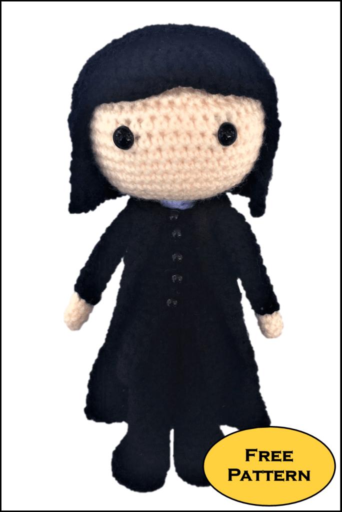 15+ Free Crocheted Doll Patterns • Free Crochet Tutorials   1024x684