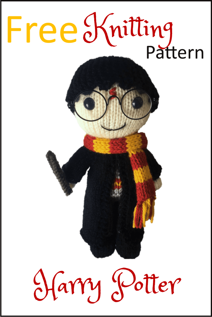 Free Harry Potter Knitted Toy Pattern Daisy And Storm