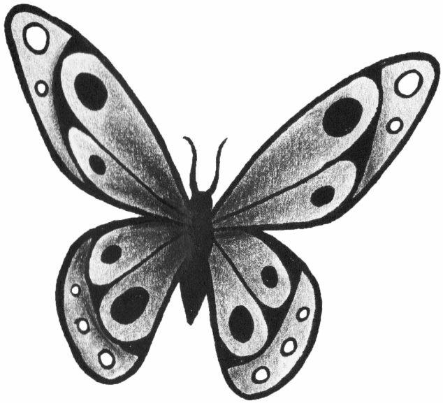 Butterfly B & G 001