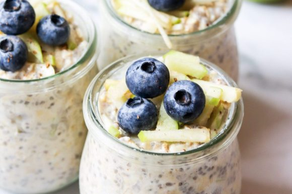 Healthy Five-Minute Bircher Muesli Recipe (Gluten Free)