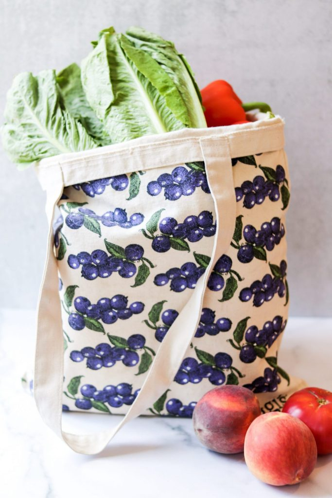 Reusable Shopper - Sustainable Kitchen
