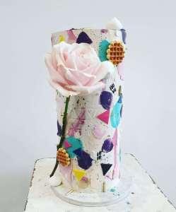 Indulgent Sugar Plum Cake