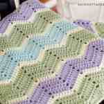How To Make A Ripple Blanket Crochet Pattern Daisy Cottage Designs