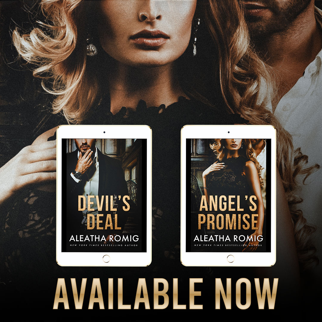 Release Blast: Angels Promise by Aleatha Romig