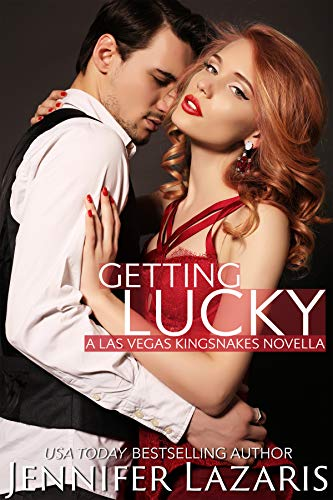 Book review: Book Review: Getting Lucky by Jennifer Lazaris