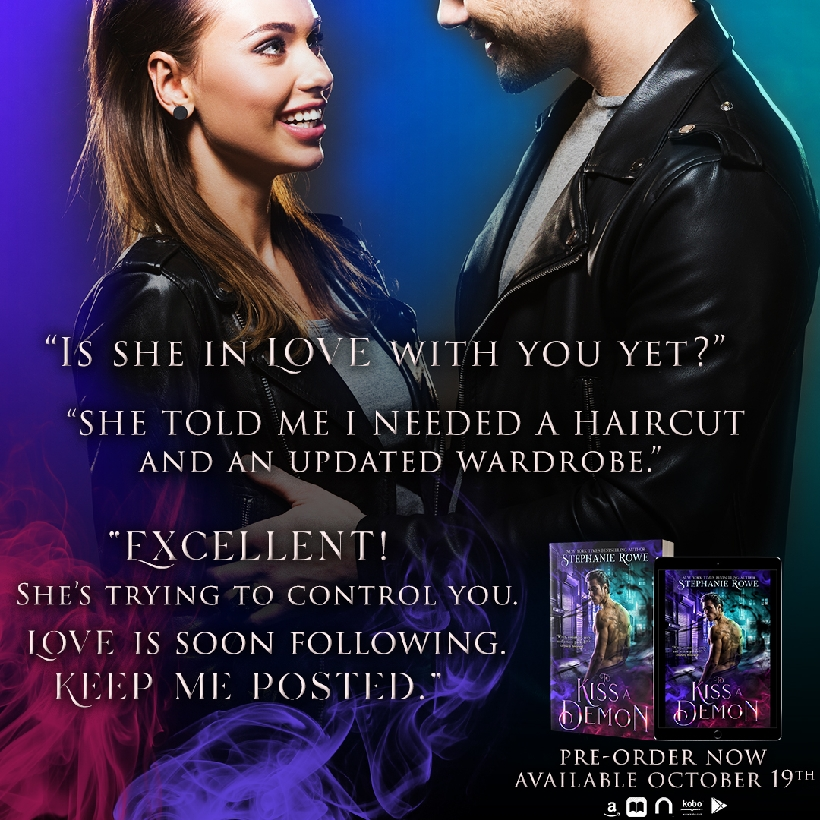 New Release from Stephanie Rowe