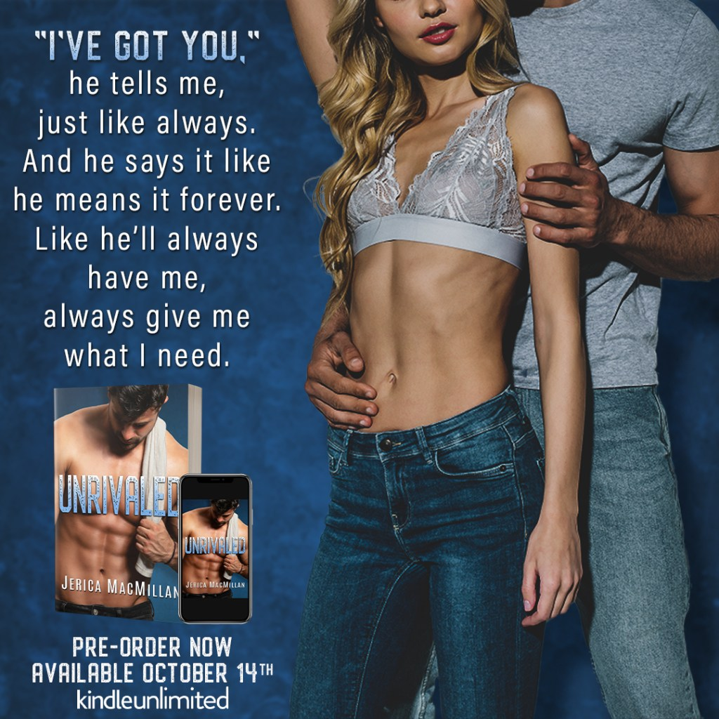 Unrivaled by Jerica MacMillan
