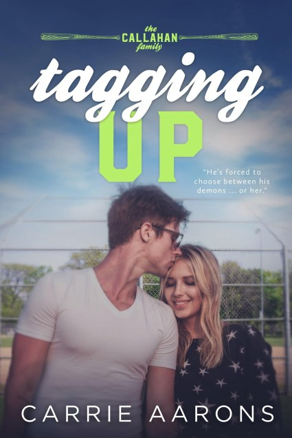 Cover Reveal: Tagging Up by Carrie Aarons