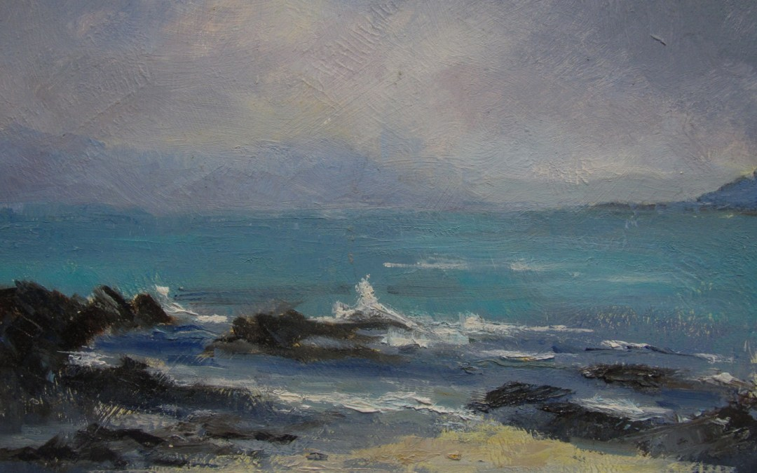 Iona and the west coast of Scotland