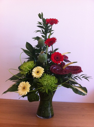 Shop work - Daisy Roots Florist