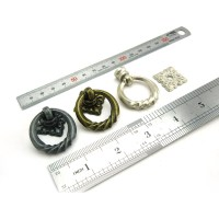 Antique Style Kitchen Cabinet Drawer Knob Ring Pull