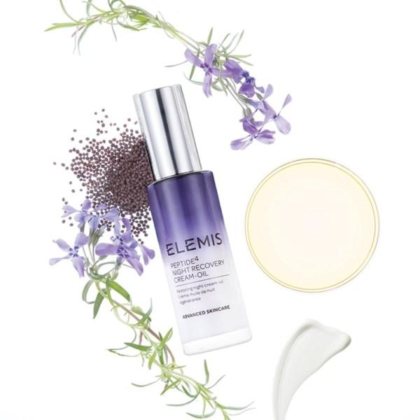 Peptide⁴ Night Recovery Cream-Oil 4