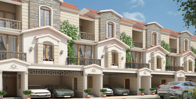 Row Houses In Whitefield Bangalore  Daiwik Sparsh
