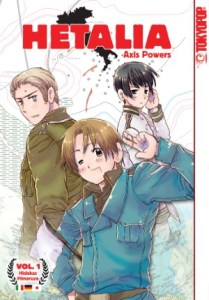 Hetalia Axis Powers Volume 1