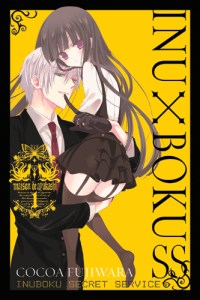 Inu x Boku SS Volume 1