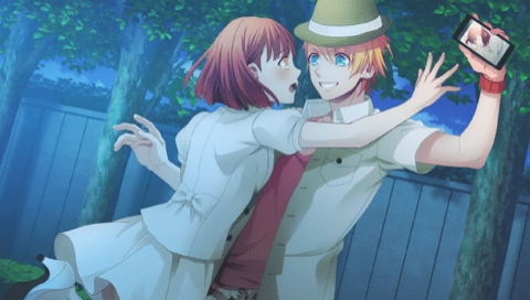 Uta no Prince-sama All Star After Secret Kurusu Syo Phone