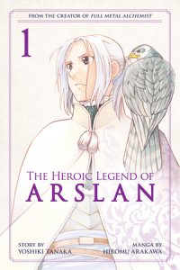 The Heroic Legend of Arslan Volume 1