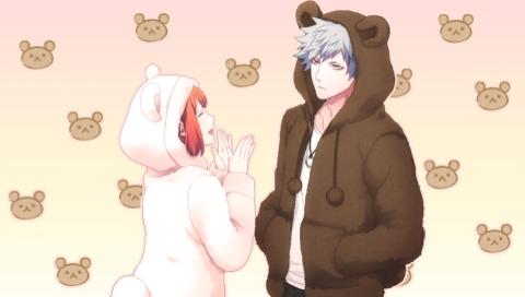 Uta no Prince-sama All Star After Secret Kurosaki Ranmaru Bears