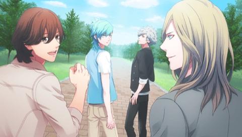 Uta no Prince-sama All Star After Secret Camus Friend Ending
