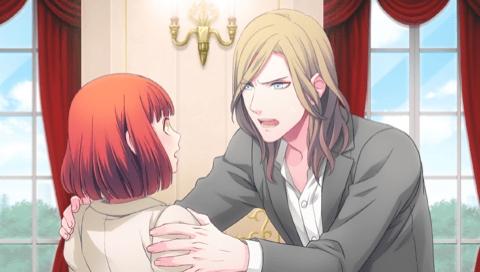 Uta no Prince-sama All Star After Secret Camus Shoulder Grab