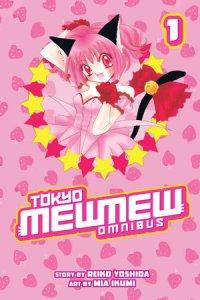 Tokyo Mew Mew Omnibus Volume 1