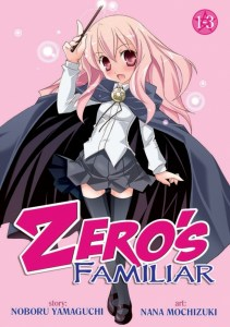 Zero's Familiar Omnibus 1