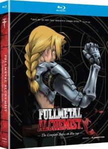 Fullmetal Alchemist Blu-Ray Complete