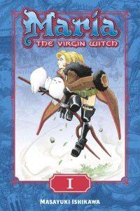 Maria the Virgin Witch Volume 1