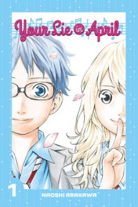 Your Lie in April Volume 1