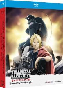 Fullmetal Alchemist: Brotherhood Complete Collection One