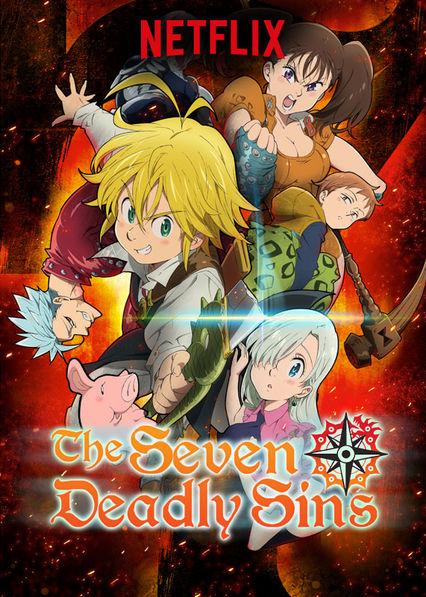 Anime Review – The Seven Deadly Sins Season 1