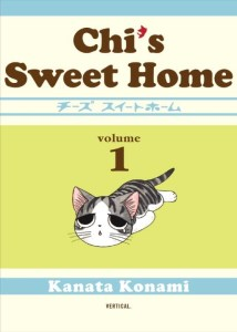 Chi's Sweet Home Volume 1