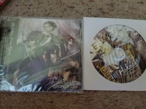 Hakuoki Limited Edition CDs