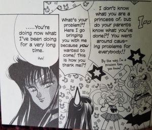 Sailor Moon Pluto Fail