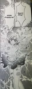 Sailor Moon Spark Ring