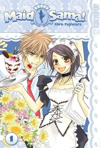 Maid Sama! Volume 1 Tokyopop